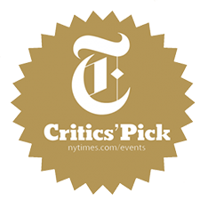 New York Times Critic's Choice